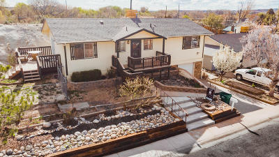 Aztec, Flora Vista Single Family Home For Sale: 926 Mountain View Drive