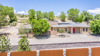 Aztec, Flora Vista Single Family Home For Sale: 850 Nm 516