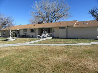 Farmington Single Family Home For Sale: 1530 Hines Road