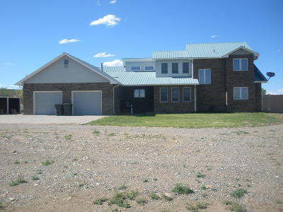 Single Family Home For Sale: 356 Road 1191