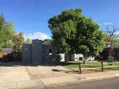 Single Family Home For Sale: 225 El Paso Drive