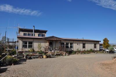 Aztec, Flora Vista Manufactured Home For Sale: 121 Road 2575