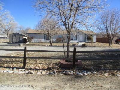 Aztec, Flora Vista Manufactured Home For Sale: 55 Road 3312
