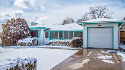 Single Family Home For Sale: 1509 N Zuni Drive
