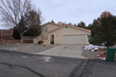 Single Family Home For Sale: 5920 Inverness Drive