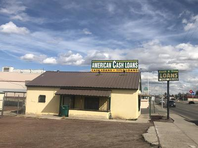 San Juan County Commercial For Sale: 738 W Main Street