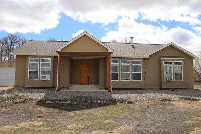 Aztec, Flora Vista Single Family Home For Sale: 41a Road 3004