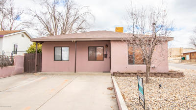 Farmington NM Single Family Home For Sale: $139,000