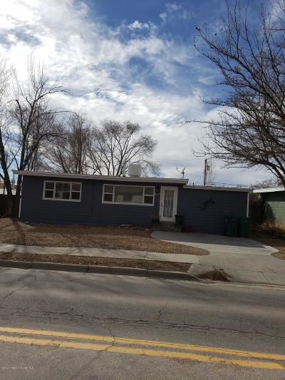 Single Family Home For Sale: 907 N Butler Avenue