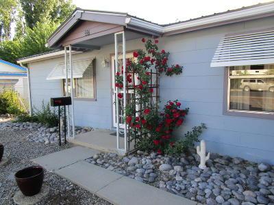 Aztec, Flora Vista Single Family Home For Sale: 327 S Church Avenue