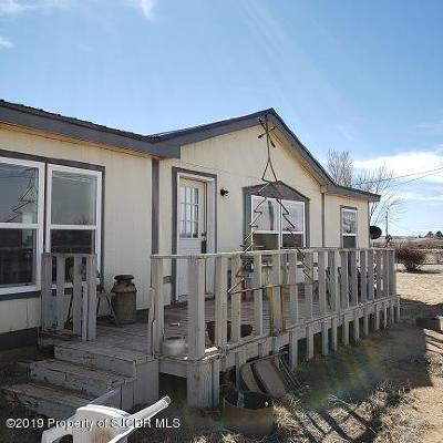 Kirtland Manufactured Home For Sale: 3 Road 6406