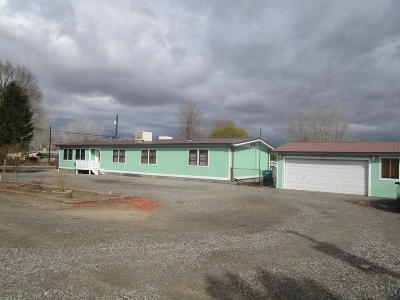 Bloomfield Manufactured Home For Sale: 44 Road 5251