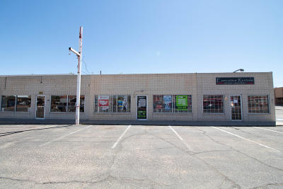 San Juan County Commercial For Sale: 1601 E 20th Street