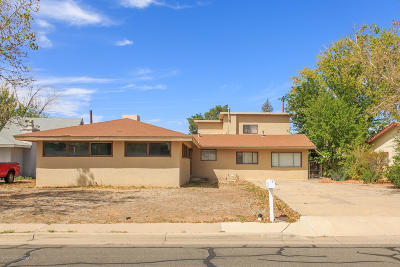 Single Family Home For Sale: 1301 Camino Sol