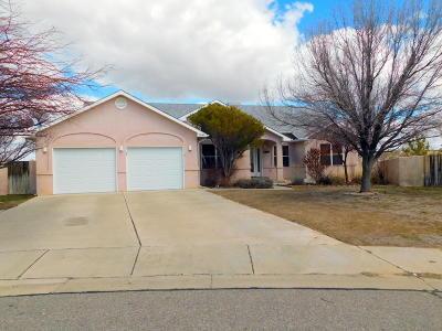 Single Family Home For Sale: 6944 Alyssa Court