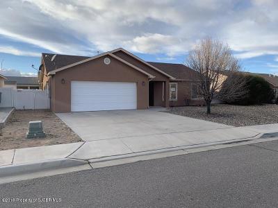 Farmington Single Family Home For Sale: 615 San Miguel Street