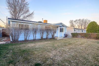 Single Family Home For Sale: 404 Zuni Street