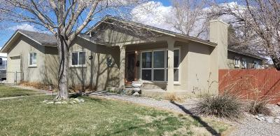 Single Family Home For Sale: 1500 Zuni Drive