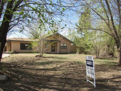 Kirtland Single Family Home For Sale: 357 Road 6100
