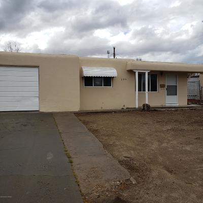 Single Family Home For Sale: 1209 N Tucker Avenue