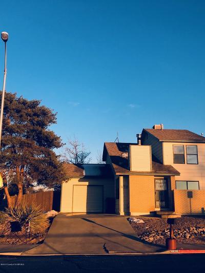 Farmington Single Family Home For Sale: 3616 N Monterey Avenue
