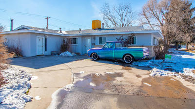 Farmington Single Family Home For Sale: 201 W 30th Street