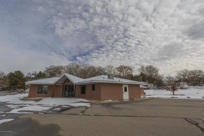 San Juan County Commercial For Sale: 12 Road 2943