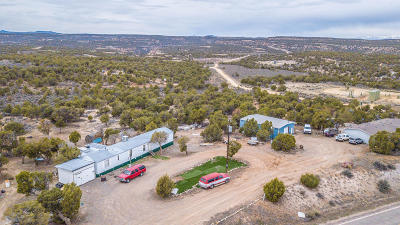 Navajo Dam Manufactured Home For Sale: 1859-1861 Nm 511