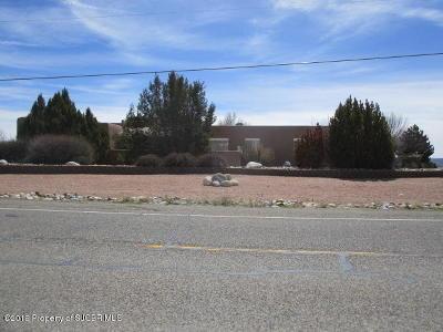 Farmington Single Family Home For Sale: 147 Road 3950