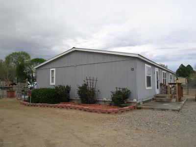 Farmington Manufactured Home For Sale: 13 Road 5457