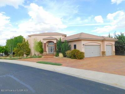 Farmington Single Family Home For Sale: 6040 Club House Drive