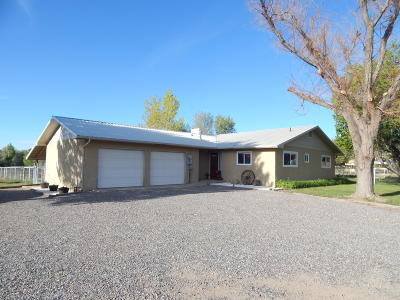 Single Family Home For Sale: 32 Road 5198
