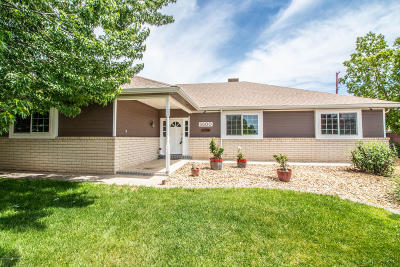 Farmington Single Family Home For Sale: 5600 Bogie Avenue