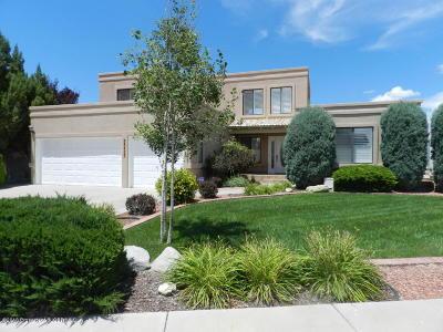 Single Family Home For Sale: 4437 Bella Vista Circle