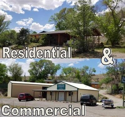 San Juan County Commercial For Sale: 8100 E Main Street