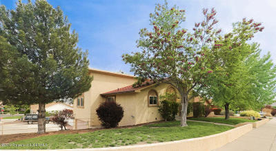 Single Family Home For Sale: 3210 N Mesa Verde Avenue