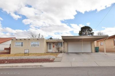 Single Family Home For Sale: 1401 N Mesa Verde Avenue