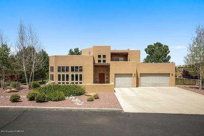 San Juan County Single Family Home For Sale: 6320 Precept Way