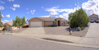 Single Family Home For Sale: 3401 Majesta Place