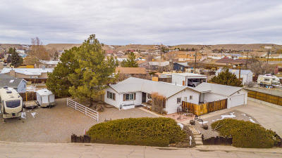 Aztec Single Family Home For Sale: 201 Mesa Drive