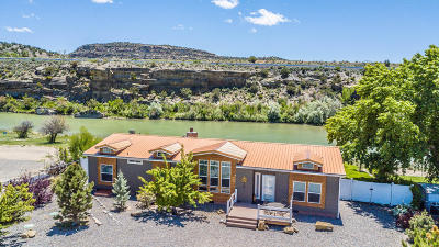 Navajo Dam Manufactured Home For Sale: 61 Road 4275