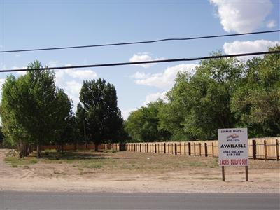 Residential Lots & Land Listed & Sold: 4145 Corrales Road
