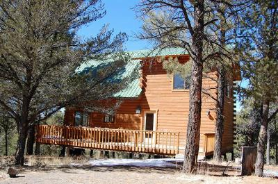 Catron County Single Family Home For Sale: Lakeview Drive