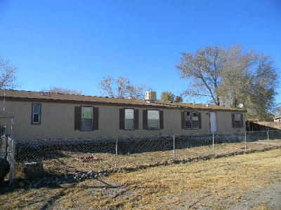 Los Lunas NM Manufactured Home For Sale: $89,900