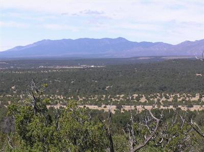Residential Lots & Land Sold: Tajique Peak Ranch