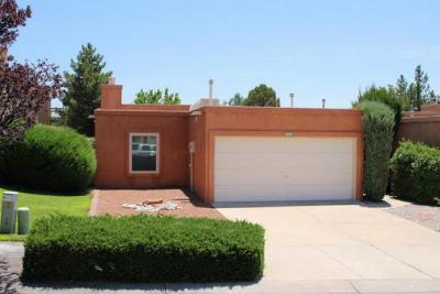 Single Family Home Sold: 10612 Casador Del Oso NE