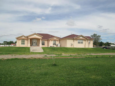 Los Lunas Single Family Home For Sale: 2 Blueberry Lane