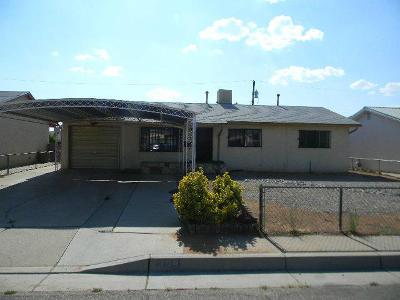 Albuquerque Single Family Home For Sale: 309 Glorieta Street NE