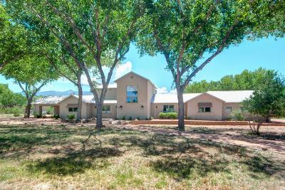 Single Family Home SOLD: 322 Camino Corrales Del Norte