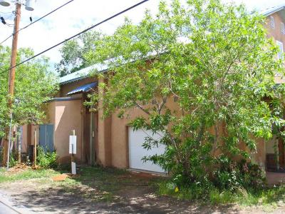 Corrales Single Family Home For Sale: 4290A Corrales Road